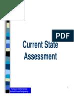 5396504DFCS Program Improvement Current State