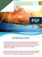 Lesiones Traumaticas Expuestas y Complicaciones de Las Frac