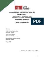 Comuniación Version 1