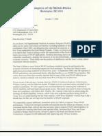 Dem Delegation Letter
