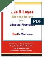 9 Leyes Exito MLM Roberto Perez - Copia