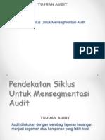 Pendekatan Siklus Untuk Mensegmentasi Audit