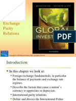 Global Investments PPT Presentation