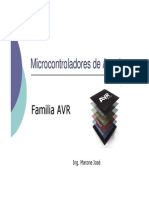 3 Overview Microcontroladores ATMEL
