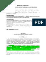 Protocolo de Olivos- 2002