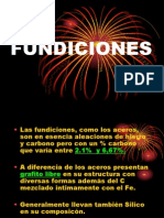 Fundiciones Power Point Para Clase Def