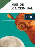 Nociones de Politica Criminal