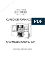Manual Charmilles Robofil 290 by EL TECLAS