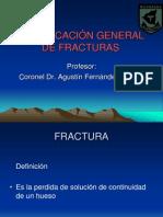 clasificaci+¦n de las fracturas