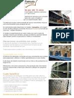 Fotos e detalhes do Processo de fabricação artesanal na Itália