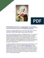 revelações santa catarina  de sena