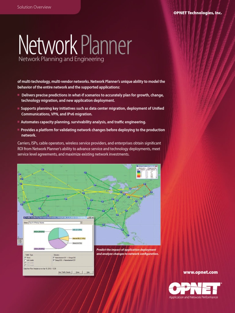 Network Planner | Multiprotocol Label Switching | Computer