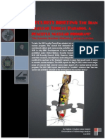 Security Briefing the Iran Nuclear Threat Paradox