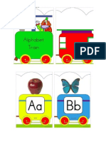 Picture Dictionary Alphabets