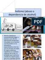 Alcoholismo EXPO