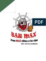 bAr mAxtermi