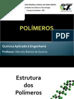 Aula - Polímeros
