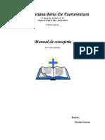 Manual de consejería