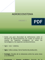 2 AGROECOSISTEMA