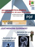 Bioestadistica Basica. Como Sobrevivir1