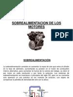 7. Sobrealimentacion de Los Motores