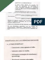 documento didáctica de las ciencias sociales