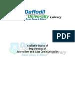 Daftar Buku Penting Komunikasi