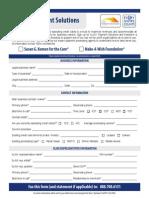 5LINX Payment Solutions Fax Form En