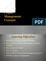 W01 - Project Management Concepts