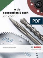 Catalogo de Accesorios 2012