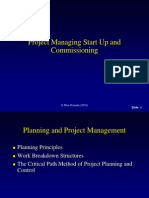 6. Comm Project Mgmt