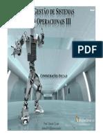 GSO_III - Configurações Iniciais
