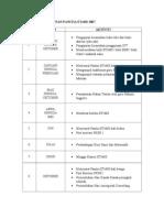 Rancangan Tahunan Panitia Etems 2007