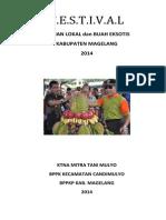 Proposal Fesdulokcan Untuk Sponsor 2014.