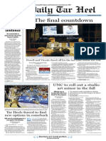 The Daily Tar Heel for Feb. 18, 2014