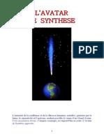 L'AVATAR de synthèse