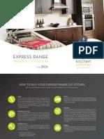 Kitchen Craftsmen Express Range