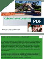 Culturas de la región