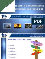 Conceptos de Instalaciones Superficiales de Produccion I_v2