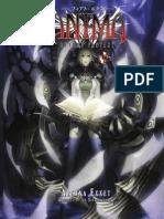 Anima beyond fantasy Arcana Exxet