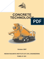 Railway Concrete Technology 1