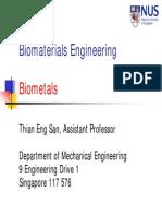 Bio Metals