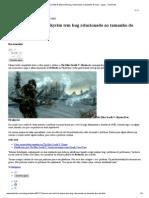 Versão para PS3 do Skyrim tem bug relacionado ao tamanho do save - Jogos - TechTudo