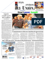 The Daily Union. February 18, 2014