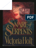 Snare of Serpents - Victoria Holt