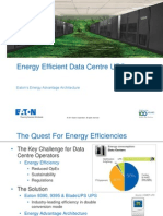 Energy Efficient UPS Technology (NXPowerLite)