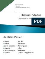 PPT FCephalgia Ec. Hidrocephalus