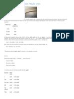 LEOEN 3.01G - Present Simple- Regular Verbs