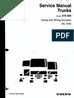 Volvo Wiring Codes