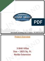 Amrapali Leisure Valley   Noida Extension